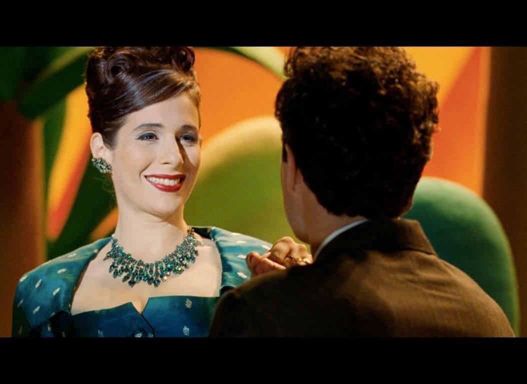 Andréa Beltrão: é assim que a atriz vai aparecer nos cinemas, no papel de Vivi, a maior paixão da vida de Chatô / Foto: divulgação
