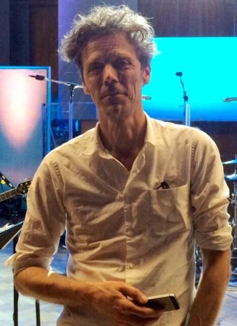 Nick Wickham: currículo estrelado de shows de artistas internacionais/ Foto: Maurício Contreiras