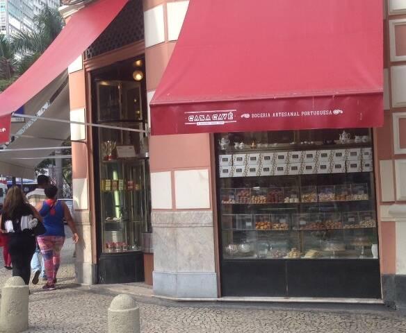A Cavé agora tem três endereços, todos próximos no Centro do Rio/ Foto: divulgação