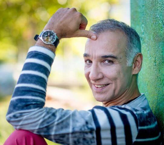 Ronald Valle: o cantor que comanda a animação no bloco Suvaco do Cristo faz seu primeiro show individual/ Foto: divulgação