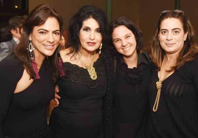 Claudia Faissol, Hanna, Marta Faissol e Adriana Oliveira 2 - Creditos André Telles