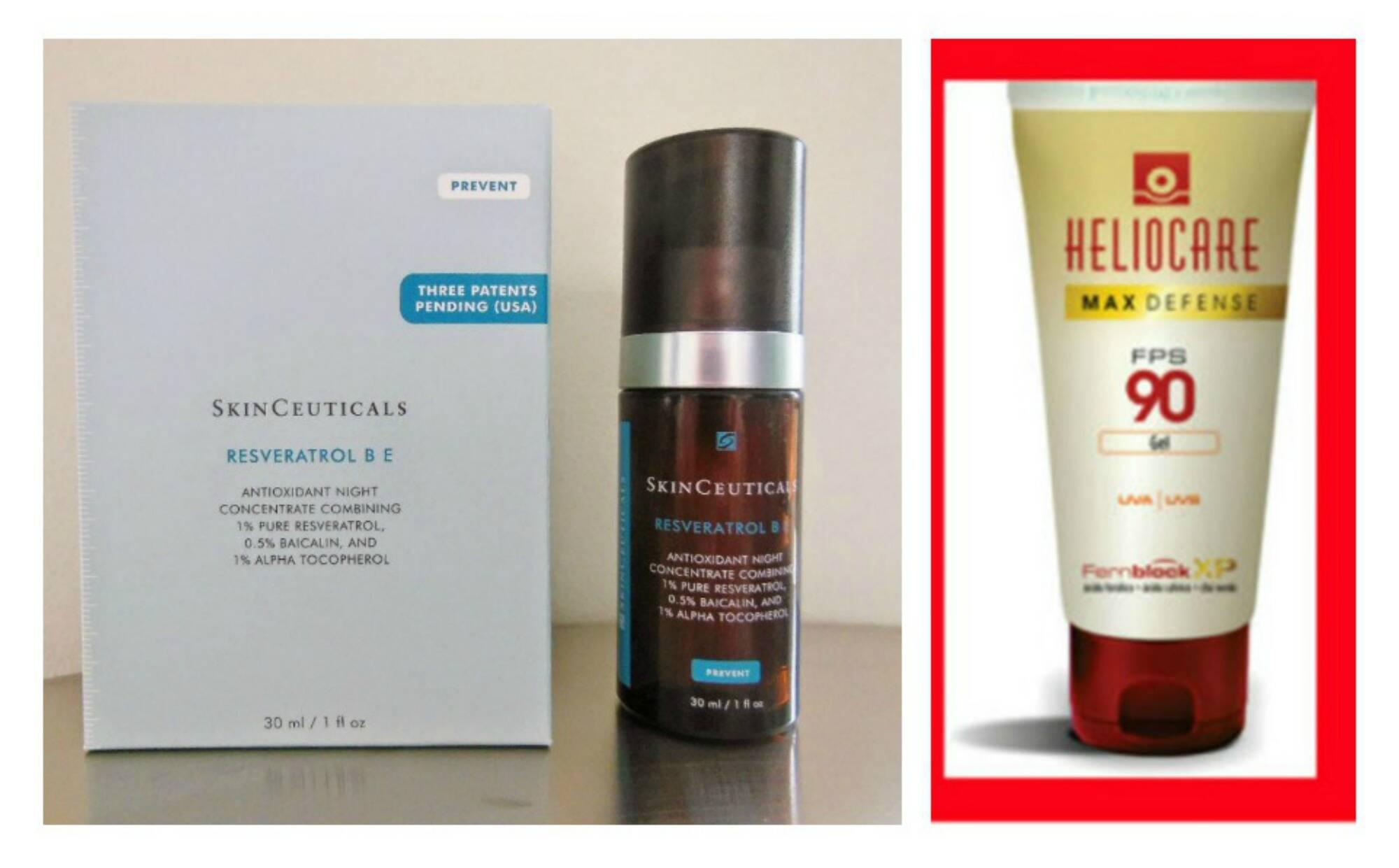 Alguns dos produtos sugeridos por Carla Benchimol