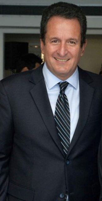 Arthur Repsold, presidente da GL Events, que administra, no Rio, o HSBC Arena/ Foto: Ari Kaye