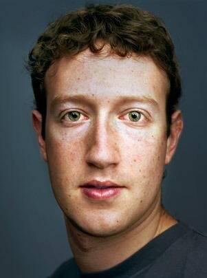 Mark Zuckerberg: o dono da maior rede social do mundo tendo que suportar filme de sacanagem no Facebook / Foto: reprodução Time