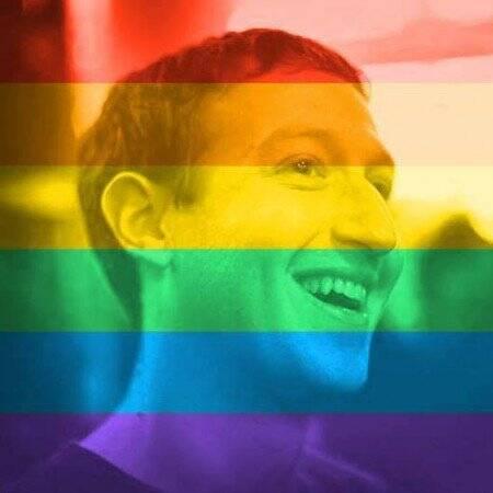 Mark Zuckerberg: um dos fundadores do Facebook foi dos primeiros a publicar sua foto festejando a Suprema Corte americana, que legalizou nesta sexta-feira (26/06) o casamento gay em todos os 50 Estados