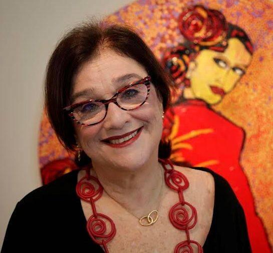 """Solange Palatnik: a artista inaugura, na próxima terça-feira (23/07), a exposição """"Ora Bolas!"""", na Galeria Marly Faro, em Ipanema / Foto: Divulgação"""