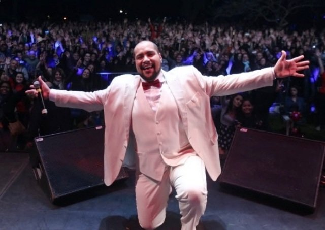 Tiago Abravanel: ideia do baile é colocar todo mundo para dançar/ Foto: divulgação