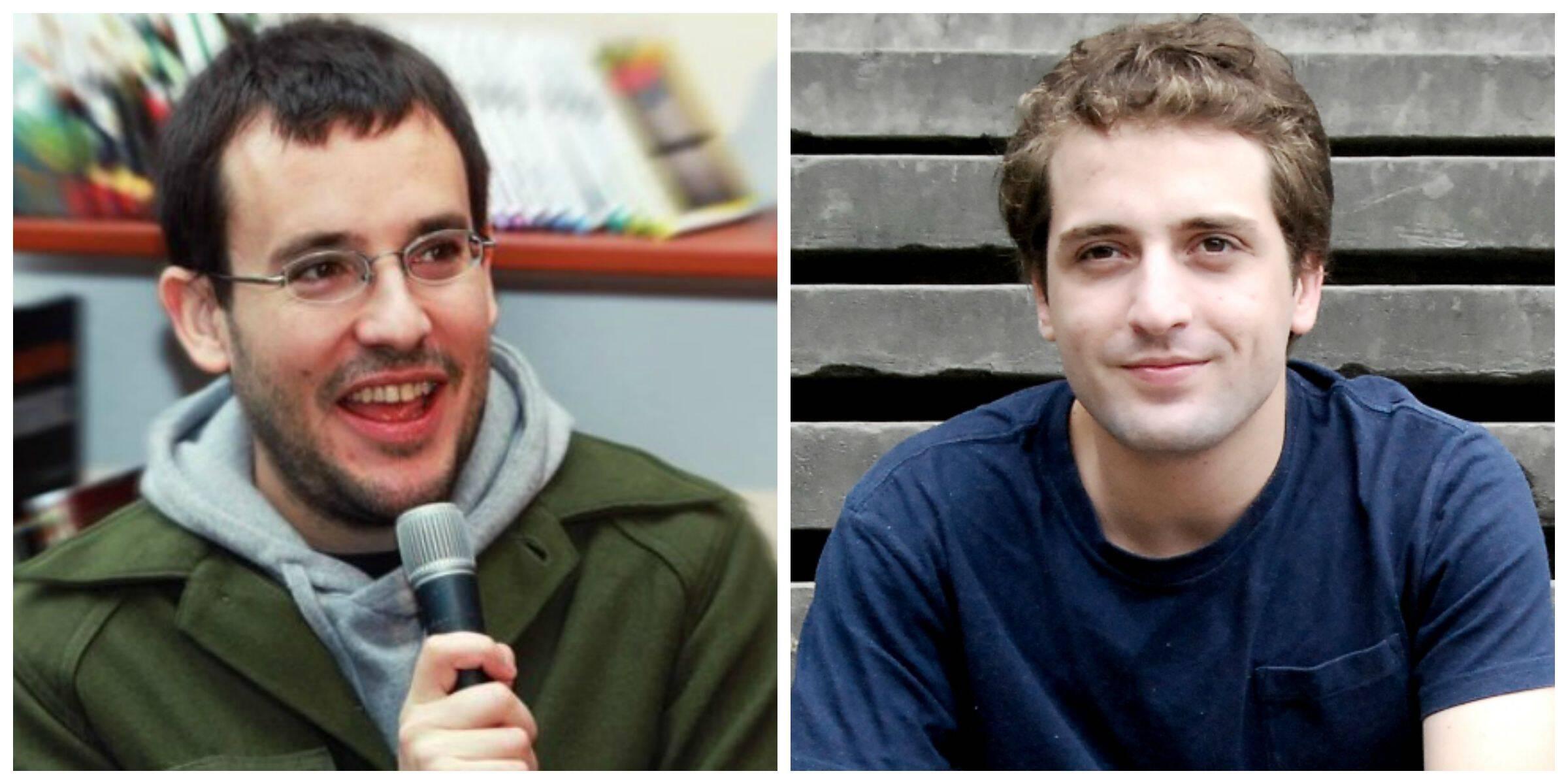 Antonio Prata e Gregorio