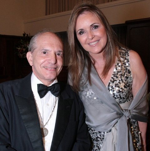 Claudio Cardoso De Castro e Eliane Couto