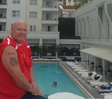Markus Robl: austríaco que tatuou símbolo do Copa no braço - que tal?