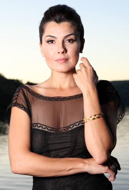 Angelica de la Riva: agenda cheia de compromissos como cantora lírica e treinos para as Olimpíadas/ Foto: Alcir N da Silva