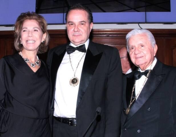 Maria Lucia Jardim, Francisco Sampaio e Pietro Novelino