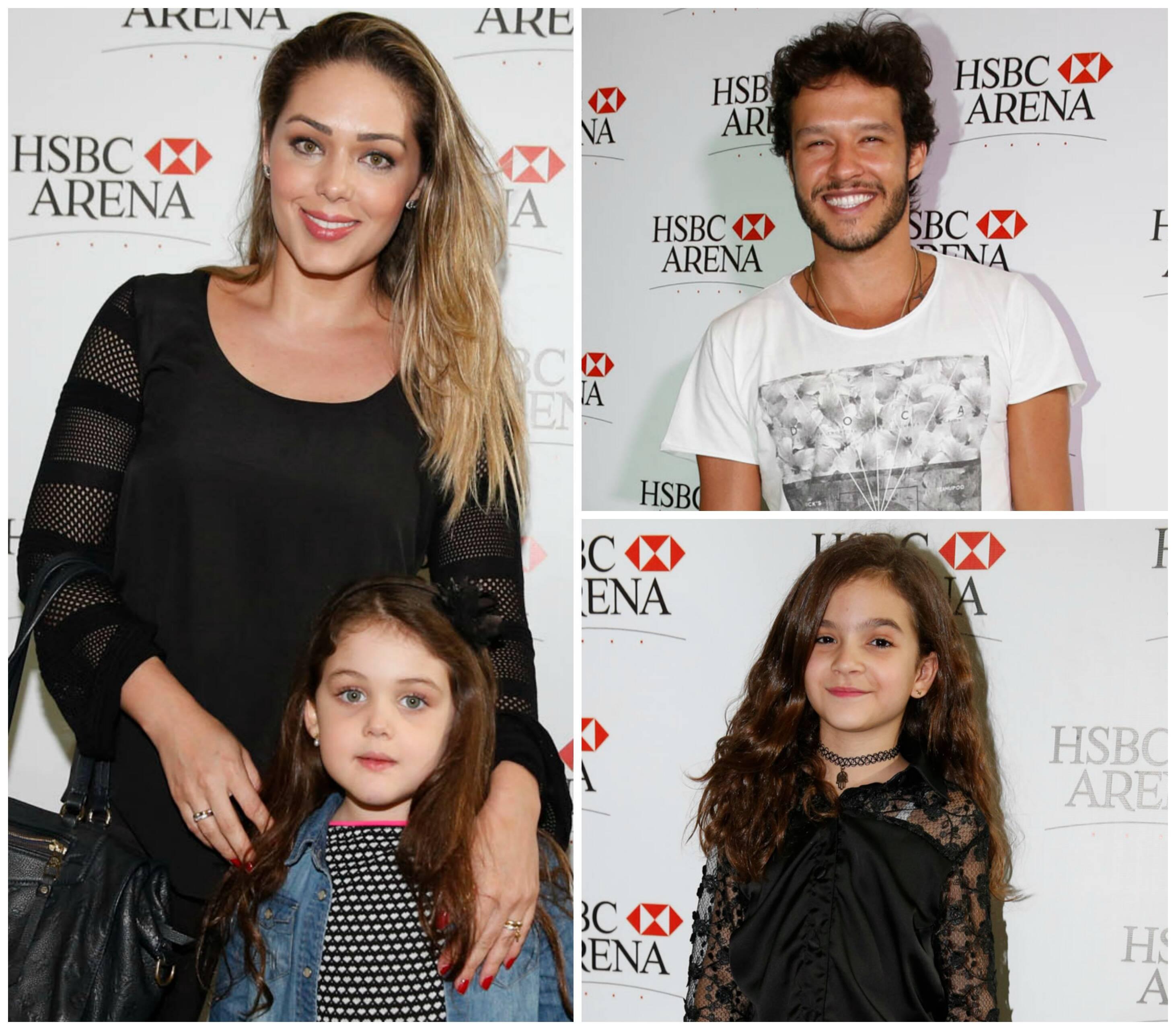 No sentido horário: Tania Mara com sua filha Maysa; Nando Rodrigues; Mel Maia / Fotos: Felipe Panfili
