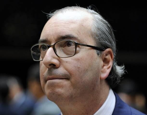 O deputado Eduardo Cunha vai ser homenageado por autoridades e empresários no almoço desta segunda-feira do LIDE/ Foto: IG