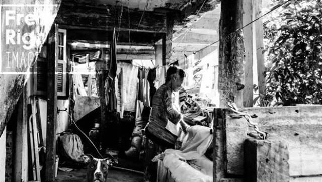 Francesca Versace, Marzio Fiorini e Paola Cassola, no alto; acima, a imagem do Vidigal pela qual a estilista italiana se encantou/ Foto: divulgação