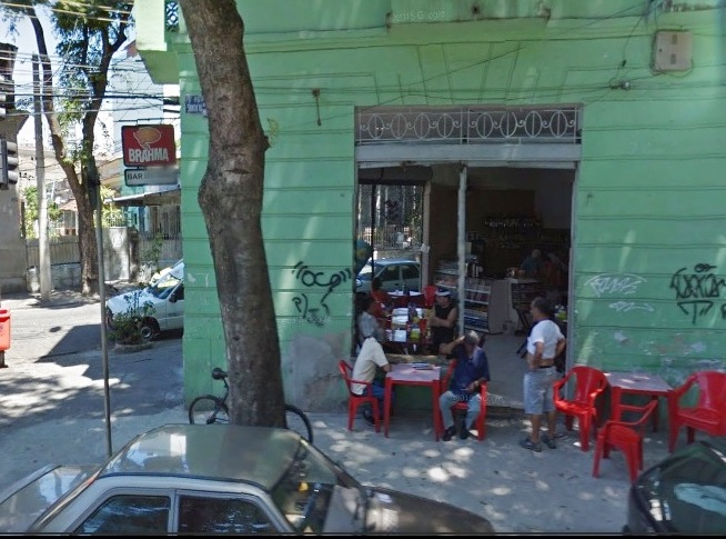 O Bar do José , na Barão de Ubá, foi o escolhido para o ex-presidente do Uruguai Mujica conhecer a culinária carioca / Foto: Google Maps