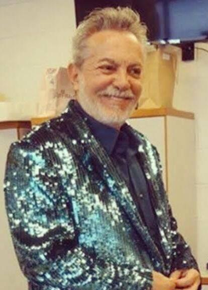 Mário Borrielo: carnavalesco vai assinar decoração para o Baile do Copacabana Palace