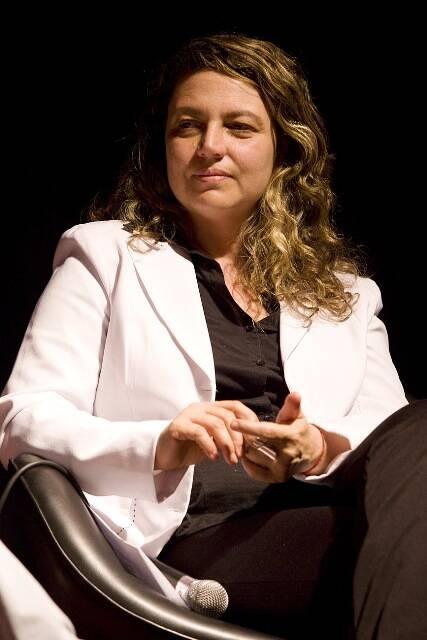 Guiomar de Grammont criou e dirige desde 2005 o Fórum das Letras de Ouro Preto/ Foto: Carol Reis