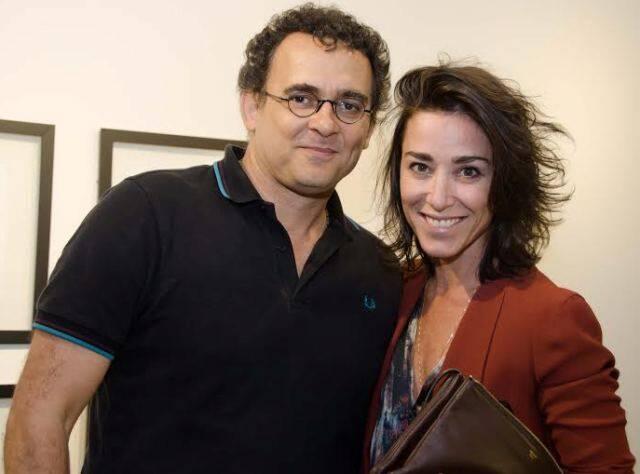 Maneco e Gabriela