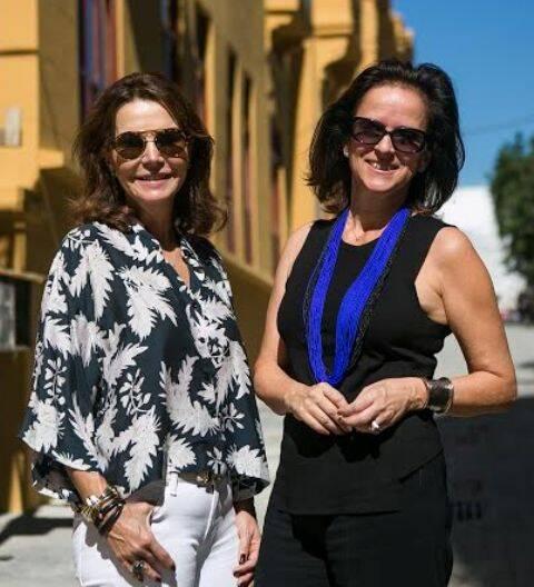 Patricia Mayer e Patricia Quentel: empresárias à frente da Casa Cor estão comemorando 25 anos do evento / Foto: divulgação