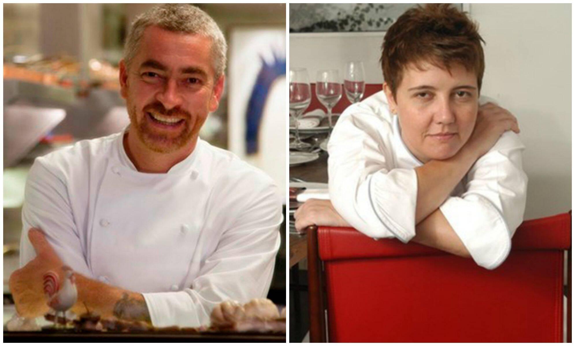Alexandre Atala é o presidente do júri que vai ter Roberta Sudbrack e mais sete chefs premiados / Foto: reprodução da internet