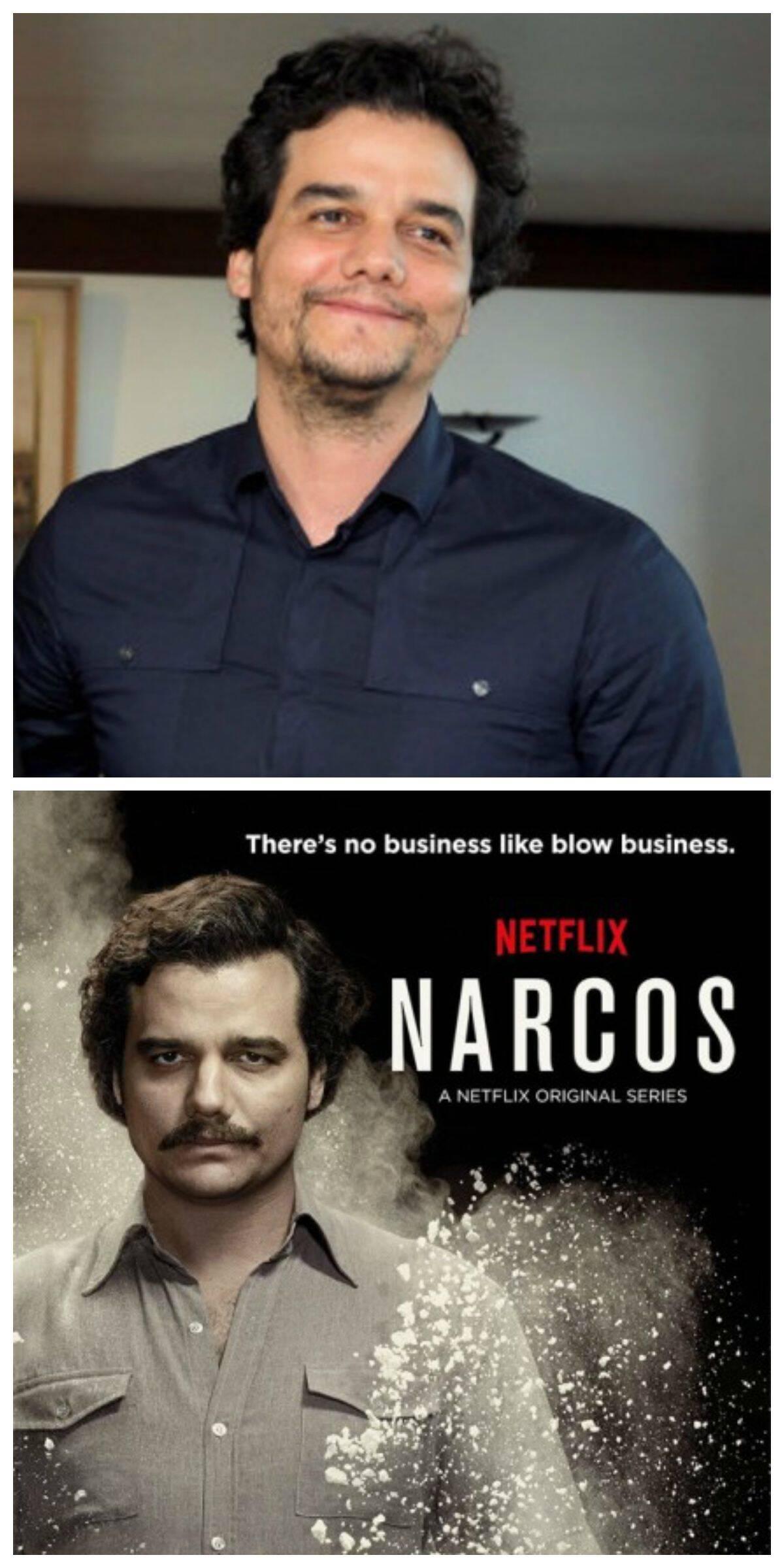Wagner Moura: depois de ter interpretado o narcotraficante Pablo Escobar, ator se prepara para estrear na direção / Fotos: divulgação