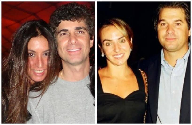 Antônia Marinho e Ricardo Steiman - Germana Gerdau e Bernardo Lourenço: casamentos de nomes tradicionais que chegam ao fim