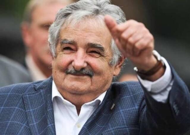 O ex-presidente do Uruguai José Mujica chega ao Rio, nesta quinta-feira, a convite da Federasur / Foto: reprodução da internet