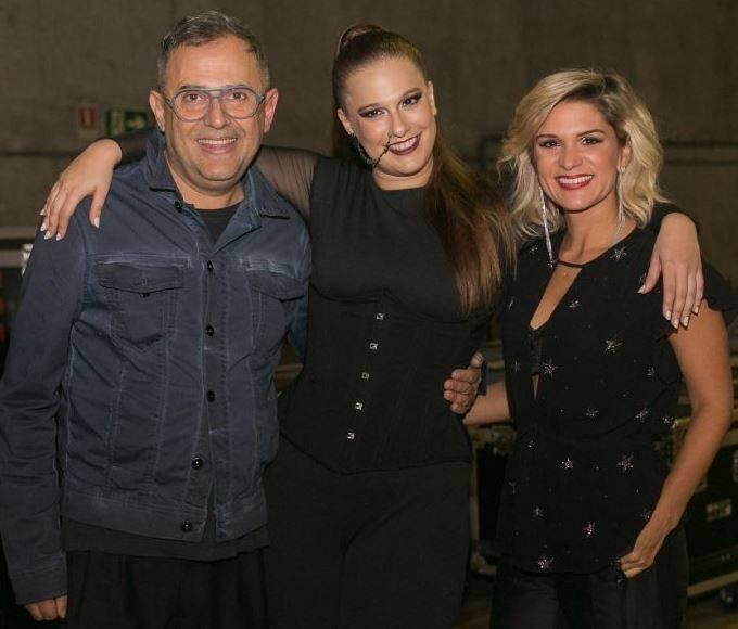 Paulo Borges, Alice Caymmi e Juliana Santos / Fotos: divulgação