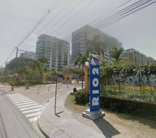 Condomínio Rio 2: moradores que não têm carro estão com seu deslocamento comprometido durante o Rock in Rio / Foto: reprodução da internet