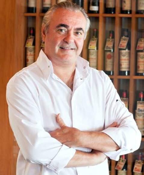 Danio Braga vai comandar a área de culinária mediterrânea, sua especialidade, no Senac do Rio / Foto: reprodução do Facebook