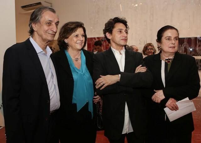 Antonio Cícero_Helena Severo_Eucanaã Ferrraz_Monica Xexeo_André Luiz Mello