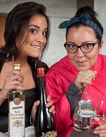 Isadora Fornari e Ludmilla Soeiro: consultora de cachaça e chef vão proporcionar prazeres inacreditáveis / Foto: divulgação