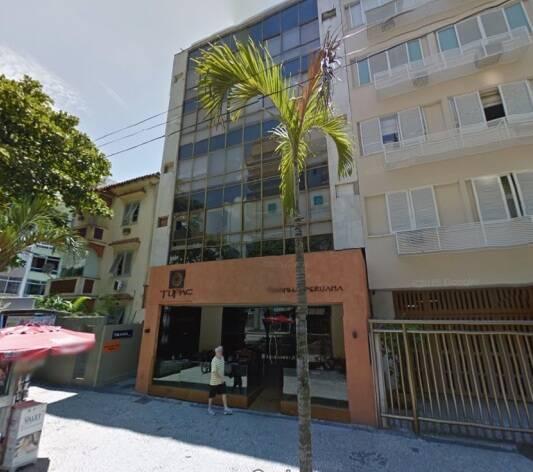 O prédio da Aníbal de Mendonça, antes ocupado pela Folic / Foto: Google Maps