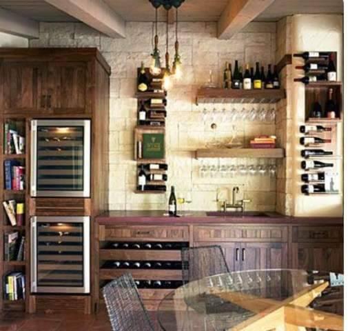 Galerias lu lacerda ig for Wine rooms in homes