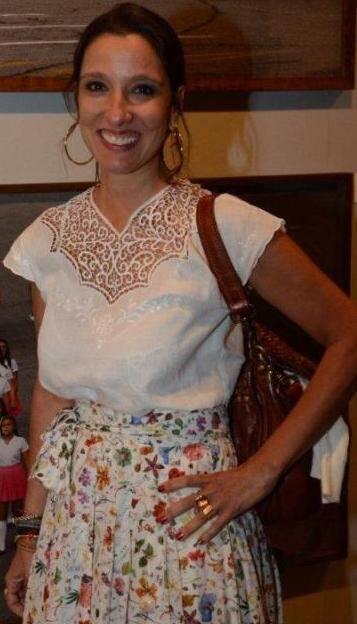 Isabela Capeto: estilista voltou a atender num atelier no Horto e acaba de lançar uma coleção para a C&A/ Foto: Marco Rodrigues