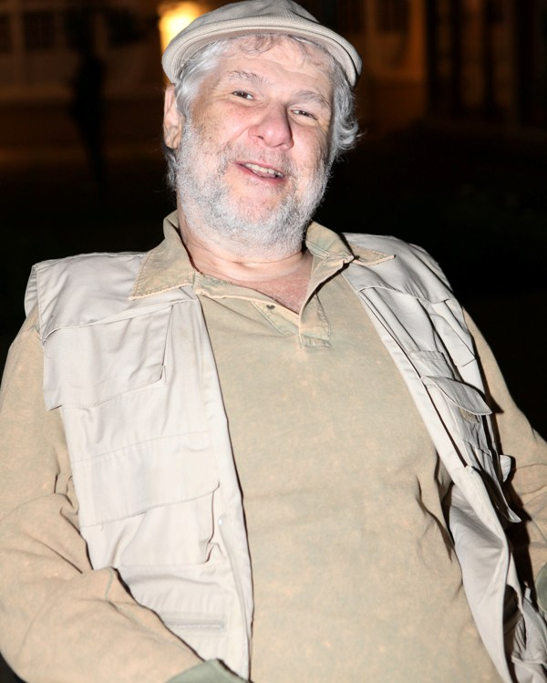 """Silvio Tendler: depois de """"A alma imoral"""" baseado no livro de Nilton Bonder, o cineasta já começou a pré-produção do seu próximo filme / Foto: Cristina Granato"""