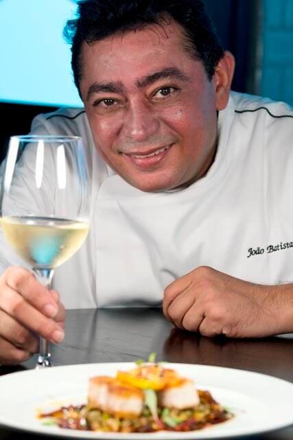 Batista, braço-direito de Claude Troisgros nos seus restaurantes e nos programas de TV, assina jantar nesta terça-feira / Foto: divulgação