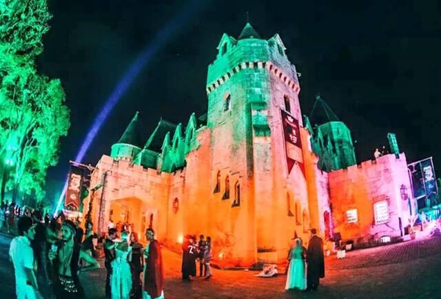 Noite de Halloween na Serra: no Castelo de Itaipava, este sábado / Foto: divulgação