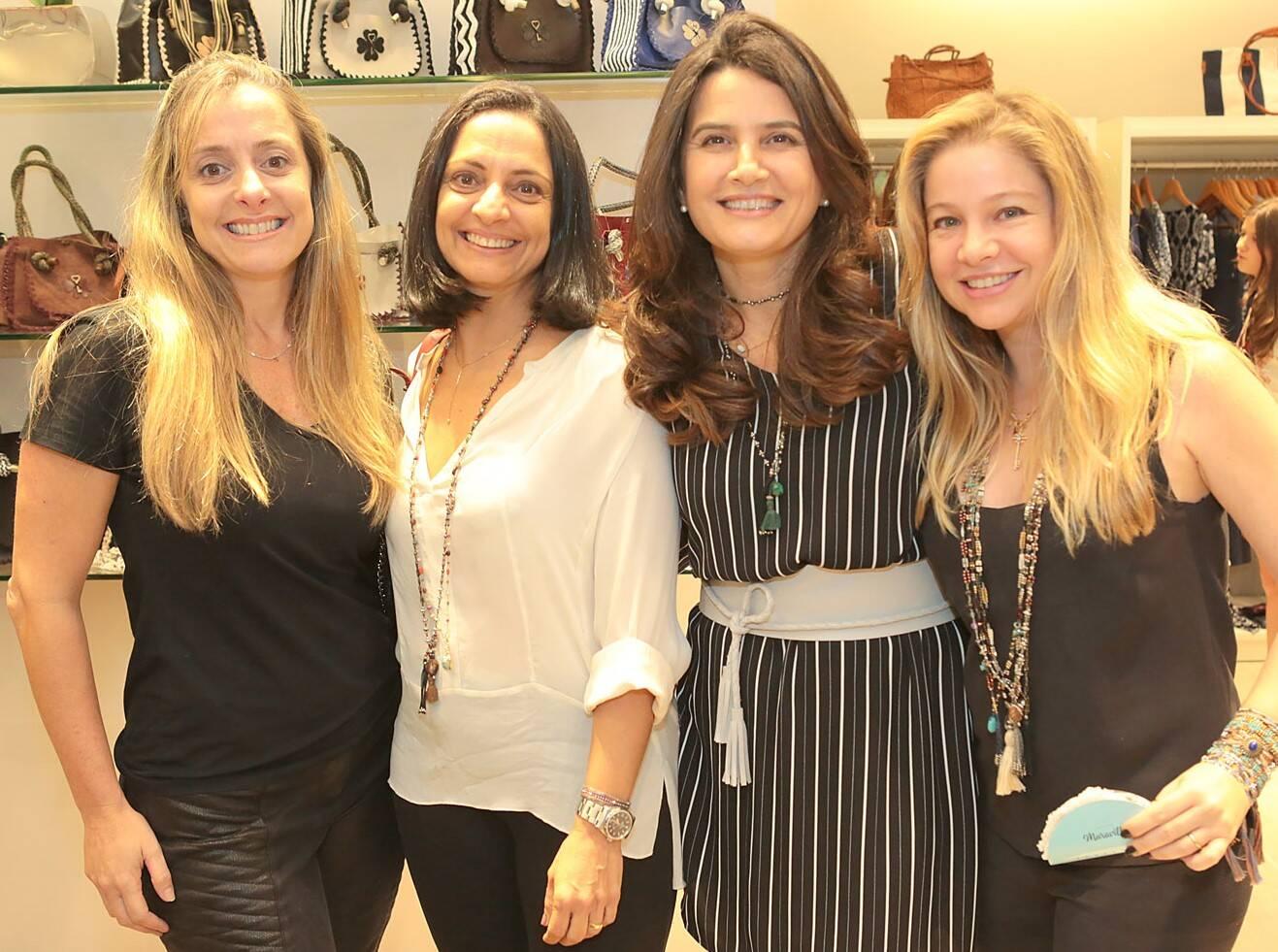 Claudia Garson, Andrea Zagury, Fernanda Chies e Alessandra Curvelo 3388_AGi9_Reginaldo Teixeira_p