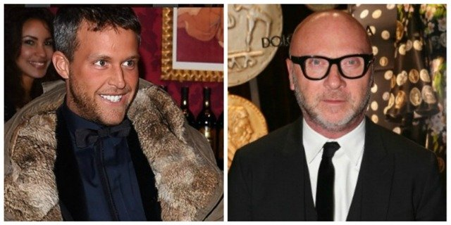 Guilherme Siqueira e Domenico Dolce: por enquanto, só namoro / Foto: reprodução da internet
