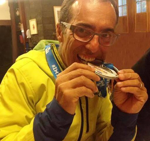 Lauro Wöllner: depois de disputar as provas de triathlon do Meio Ironman, no começo do mês, no Rio, participa da primeira edição do L`Étape Brasil do Tour de France, no interior de São Paulo/ Foto: divulgação
