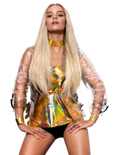 Lorena Simpson é uma das atrações da festa, que ainda vai ter oito DJs / Foto: divulgação