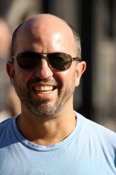 Pedro Garcia: o diretor comemora aniversário no próximo dia 24, em São Conrado