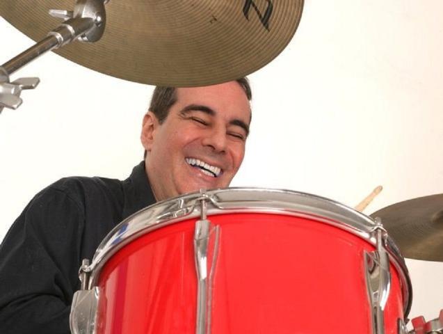 Alfredo Dias Gomes: filho de Janete Clair e de Dias Gomes também é músico como os irmãos, Denise Emmer e Guilherme Dias Gomes / Foto: divulgação