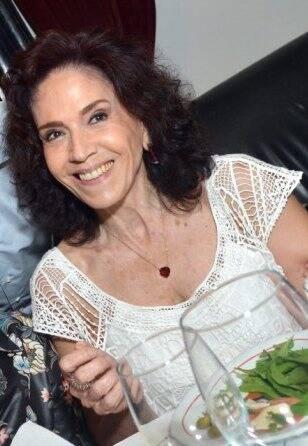 Yoná Magalhães: alunos da academia estão chocados, a atriz malhava até recentemente / Foto: Cristina Granato