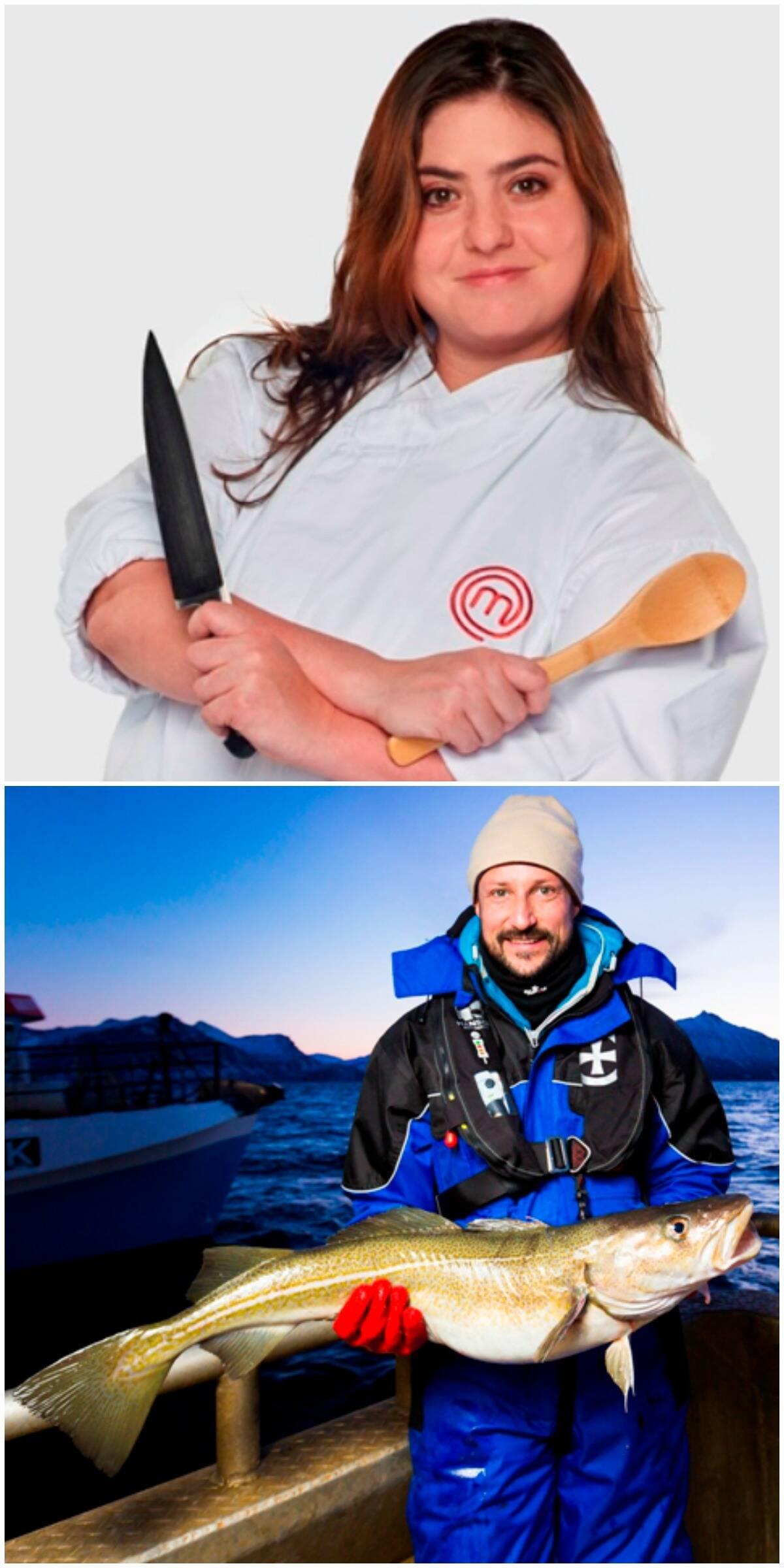 Izabel Alvares, vencedora do Masterchef Brasil, vai fazer um churrasco de bacalhau para o príncipe da Noruega / Fotos: divulgação