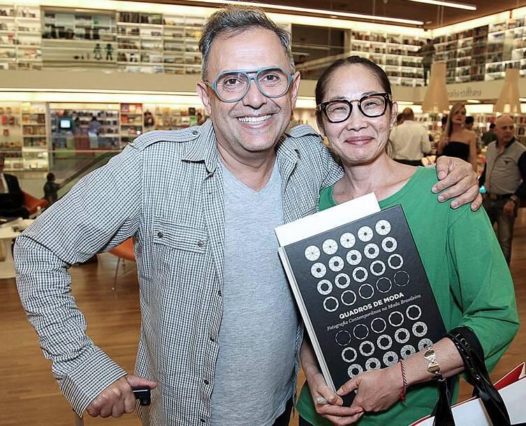Paulo Borges e Marcia Matsuno