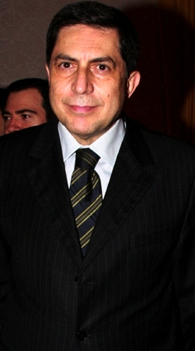 Luiz Carlos Trabuco Cappi: presidente do Bradesco visitou as famílias dos dois executivos e também as do piloto e do copiloto / Foto: arquivo site Lu Lacerda