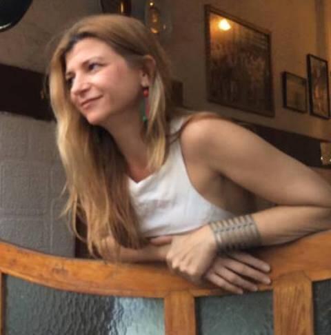 Aline Brufato: a produtora cultural está no comando do bar Semente há dez anos / Foto: Leo Feijó